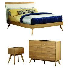 Garvey Platform Configurable Bedroom Set