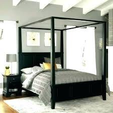 full size canopy bed frame – montania-kuerten.info