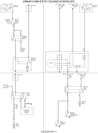Wiring diagram for 84 corvette 1984 corvette oil pressure switch page1 corvette s at super chevy