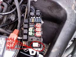 alternator dying nasioc accoring to the diagram the white wire should connect between the alternator main fuse box the white wire the red stripe connects to sbf6
