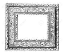 Black ornate frame Swept Silver Vintage Ornate Frame Stock Photo 16572509 123rfcom Silver Vintage Ornate Frame Stock Photo Picture And Royalty Free