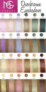 i ve got the dels on the uping makeup geek duochrome eyeshadows for you