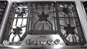 thermador cooktop 36. thermador masterpiece gas cooktop sgs305fs overview 36