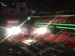 Wells Fargo Wwe Seating Chart Wells Fargo Center Section 205 Row 8 Home Of Philadelphia