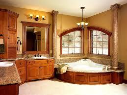 Bathroom  Brown Corner  Inch Bathroom Vanity Sink Drawer - Mediterranean style bathrooms