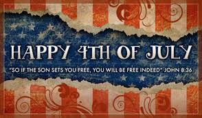 Christian Fourth Of July Quotes