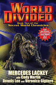 Hunter now new york times best seller. World Divided By Mercedes Lackey