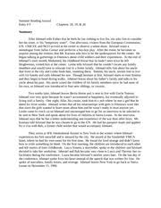 ryan flaherty mr burke period e theology defining moments 3 pages a long way gone ch 18 20 summary