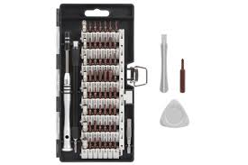 Grab this 63-in-<b>1</b> precision <b>screwdriver kit</b> for just $12.74 | PCWorld