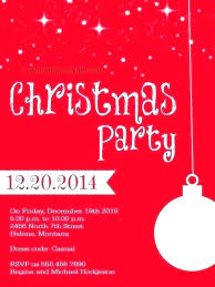 Company Christmas Party Invites Templates Corporate Christmas Invitation Template Wsopfreechips Co
