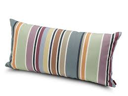 striped outdoor cushion valdemoro rectangular cushion by missonihome