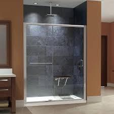 dreamline infinity shower door infinity z sliding