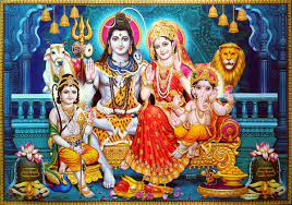 Lord Shiva Family Wallpapers - Top Free ...