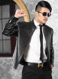 china 2017 fashion men genuine leather jacket china leather genuine leather clothing