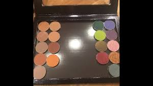 makeup geek 18 new eyeshadow swatches fall 2016 signature