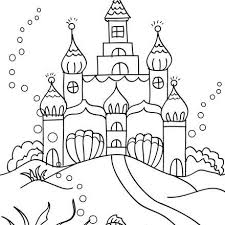 Small Picture mermaid coloring page cartoon mermaid coloring page coloring pages