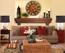 Decorating A Large Wall Best 20 Big Clocks Ideas On Pinterest Wall Clock Decor Stair