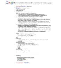 Ideas Collection Google Resume Cover Letter Samples Google Example