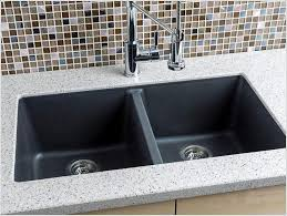 image of composite granite kitchen sink