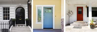 front door colorFive Popular Front Door Colors and What They Might Say About You