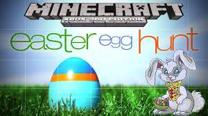Happy Easter Xbox Minecraft Xbox 360 Easter Egg Hunt Happy Easter Custom Map Tu8
