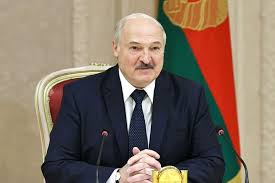 Lukashenko graduated from the mogilyov teaching institute and the belarusian agricultural academy. U K Canada Impose Sanctions On Belarusian President Lukashenko Wsj