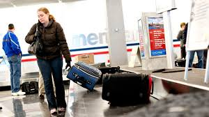 Delayed Bags Could Result In Airline Reimbursements Study