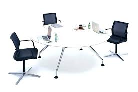 round office desk round office tables interesting office round meeting table with round office tables and