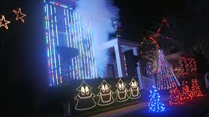 Cranbury Christmas Lights Entire Neighborhoods Battle For Best Christmas Light Display