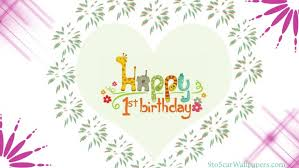 Birthday Quotes Wishes 40st Birthday Download From Here Cool First Birthday Quotes