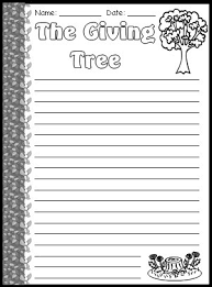 Small Picture The Giving Tree Lesson Plans Shel Silverstein