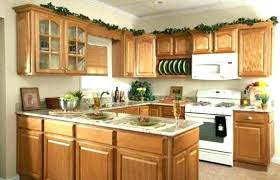 kitchen interior um size above kitchen cabinet ideas top is decorating cabinets for the of