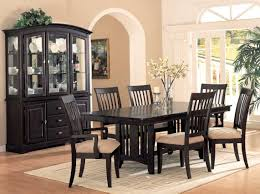 Formal Dining Room Sets With China Cabinet Dining Room China Cabinet With Dark Color Ideas With Glass Door