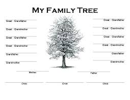Family Tree Chart Templates Free Family Tree Templates Word Excel Template Lab Printable Forms