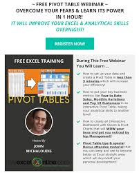 my excel online how to turn skills you picked up at work into webinars