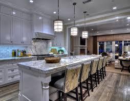coastal kitchen ideas. Kitchen. Kitchen Ideas. White Coastal Design. Pendant Lighting Are From Visual Comfort Ideas
