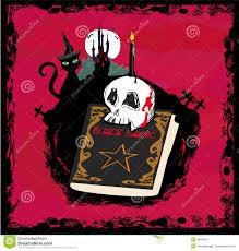 Buch Der Schwarzen Magie Zusammenfassung Lizenzfreie