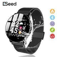 ESeed Đồng hồ thông minh E3 mới có màn hình cảm ứng IP67 cho Android/iOX  Xiaomi Huawei - INTL