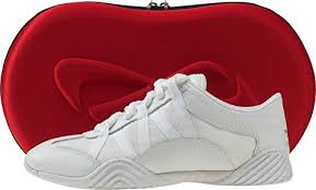 Nfinity Youth Evolution Cheer Shoes White 3