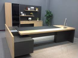 office wood table. Modern Solid Wood Manager Desk Boss Luxury Executive Office Table