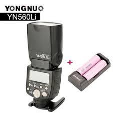 Вспышка <b>Yongnuo Speedlite YN560Li</b> Kit для Canon, Nikon ...