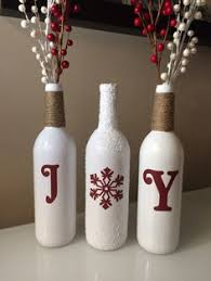 Wine Bottle Crafts  DIY Wine BottlesWine Bottle Christmas Crafts