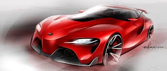toyota supra 2014 ft1. news supra 2000gtinspired toyota ft1 concept unveiled japanese nostalgic car 2014 ft1