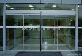 automatic sensor sliding glass door opener