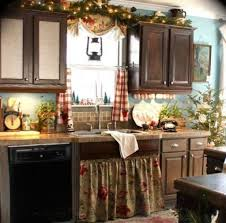Christmas Kitchen Christmas Decorating Ideas For The Kitchen 1000 Ideas About