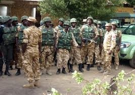 Image result for Special Taskforce says peace is gradually returning to Plateau