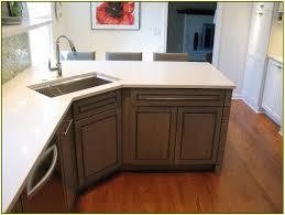 Kitchen Corner Decorating Image 7 Kitchen With Corner Sink On Kitchen Corner Decorating
