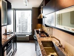 Enchanting Modern Galley Kitchen Design Galley Kitchen Remodel Ideas Hgtv