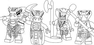 Lego Ninjago Coloring Pages Lloyd Zx Movie Kai Zane Stunning Dragon
