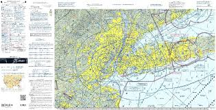 Faa New York Sectional Chart Faa Chart Vfr Tac New York Tny Current Edition